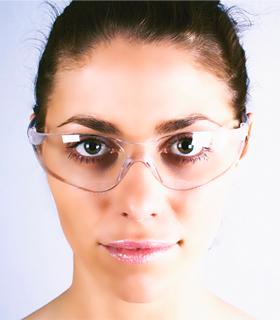 Anti-Mist Safety Glasses